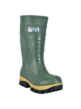 Cofra Thermic D. Green Metguard Non-Metallic Insulated Boot