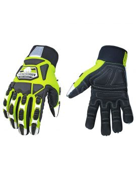 Youngstown Titan XT Lined with Kevlar Gloves - Cut Resistant