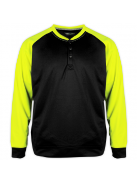 2-Tone Tech Double Thick Crew Sweatshirt