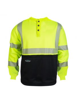 HVSA Tech Single Thick Crew Sweatshirt (Class 3)