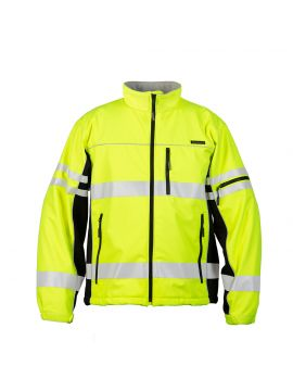 ML Kishigo HVSA Premium Soft Shell Jacket (Class 3)