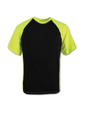 2-Tone Tech T-Shirt (Short Sleeve)
