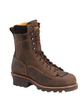 Carolina 8' Waterproof Lace To Toe Logger