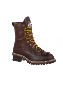 Georgia Logger Boot (Steel Toe)