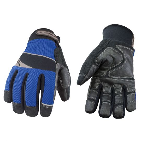 Youngstown Waterproof Winter Gloves with Kevlar Lining