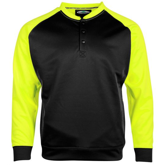 2-Tone Tech Single Thick Crew Sweatshirt