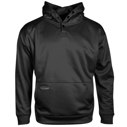 Tech Single Thick Pullover Sweatshirt