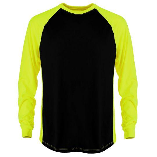 2-Tone Tech T-shirt (Long Sleeve)