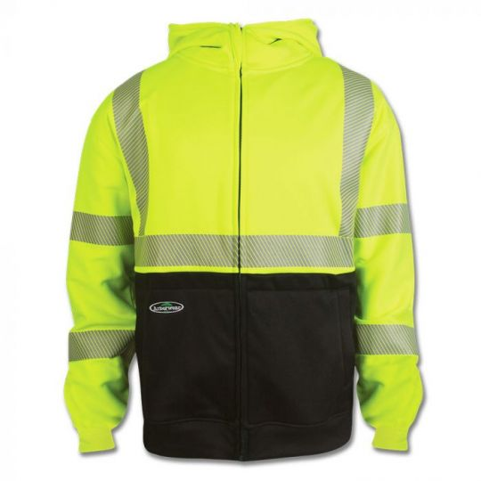 HVSA Tech Single Thick Full-Zip Sweatshirt (Class 3)