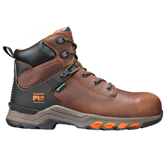 """MEN'S TIMBERLAND PRO® HYPERCHARGE 6"""" COMP TOE WORK BOOTS"""