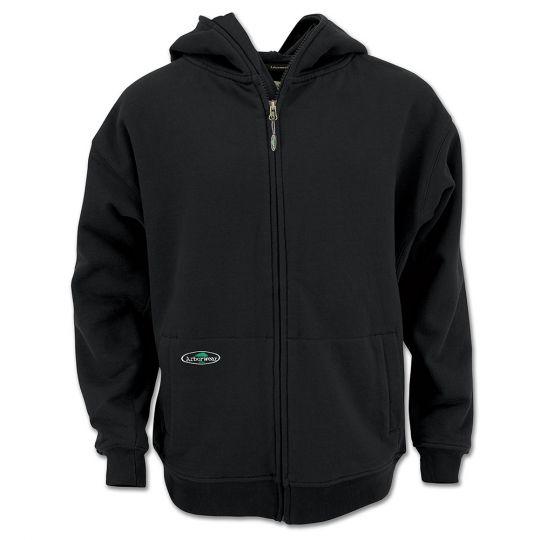 Double Thick Full Zip Sweatshirt
