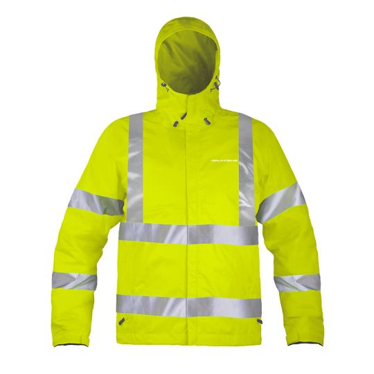 Grundens HVSA Weather Watch Hooded Jacket (Class 3)