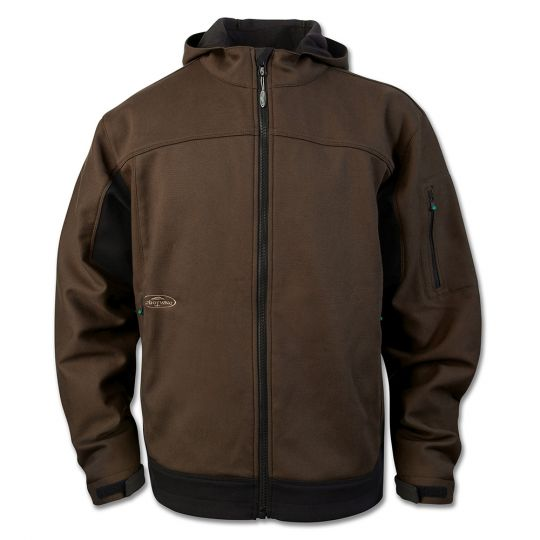 Hooded Stretch Cambium Jacket