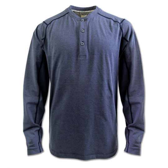 Heavy Tech Henley