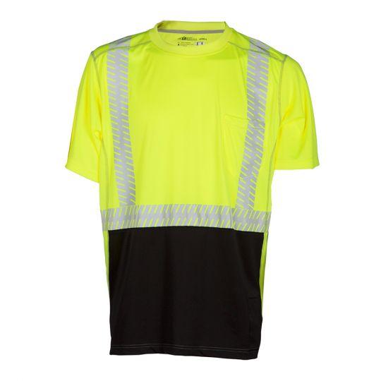 Short Sleeve High Performance Class 2 T-Shirt