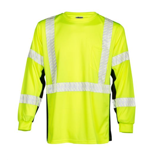 ML Kishigo HVSA Flex L/S T-Shirt (Class 3)