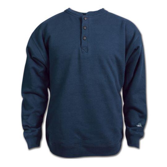 Single Thick Crew Sweatshirt