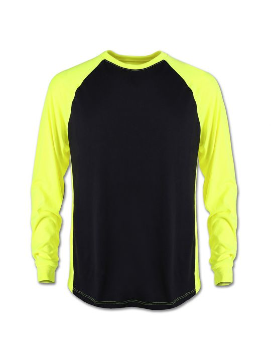 2-Tone Tech T-shirt (Long Sleeve)