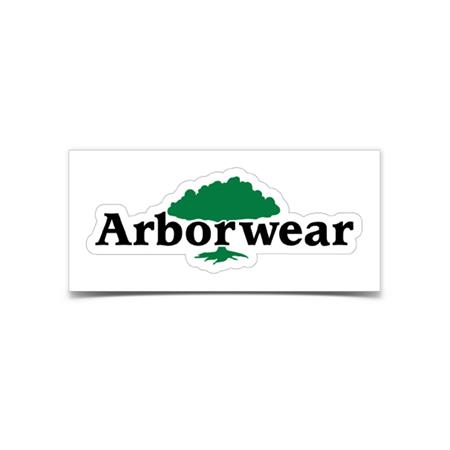 Arborwear Kiss Cut Sticker