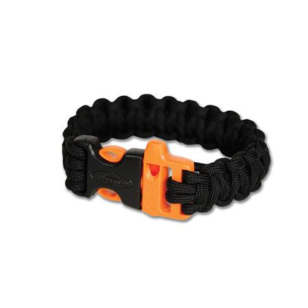 Paracord Bracelet w/Whistle